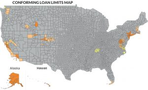 High Cost Loan Map